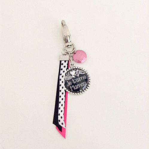Porte-clés bijoux, Maman 6