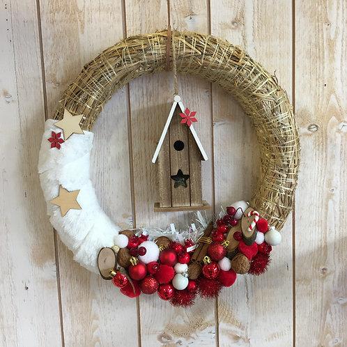 Couronne Noël Authentique