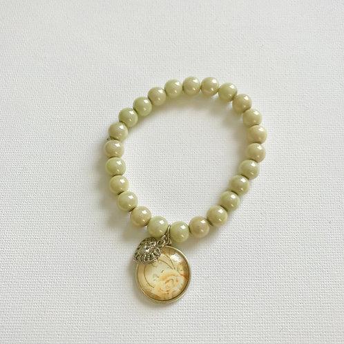 Bracelet Rose d'or