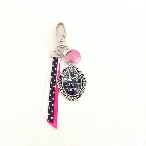 Porte-clés bijoux, Maman 3
