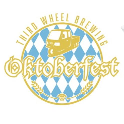 (Pre Order 9/19/2020) Oktoberfest 4-Packs 16 oz Cans