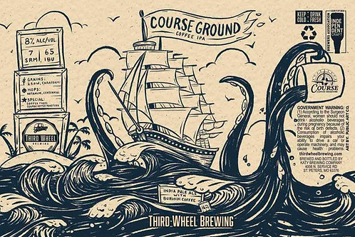 Course Ground 4-Pack 16oz Cans