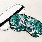 Palm Leaf Sleep Mask