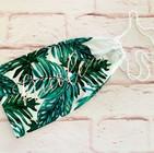 Palm Leaf Robe Pouch