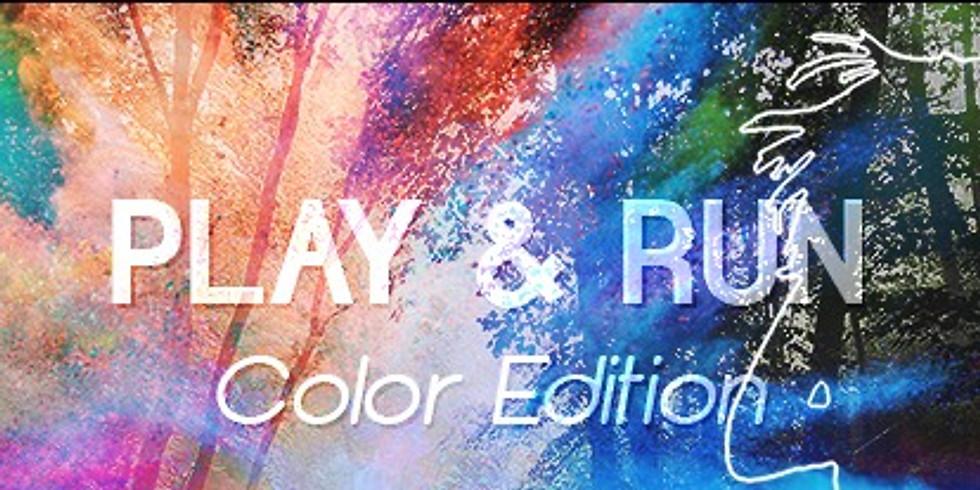 Play&Run: Color Edition