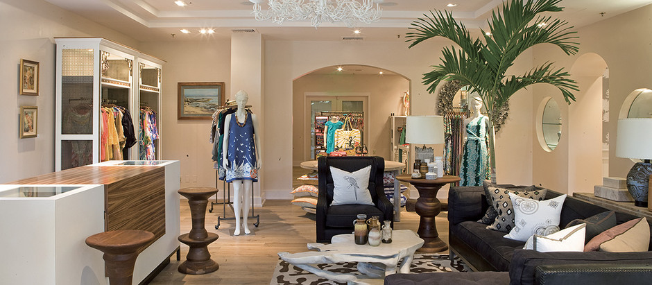 Luxury Retail Revolution シーサイド ブティック