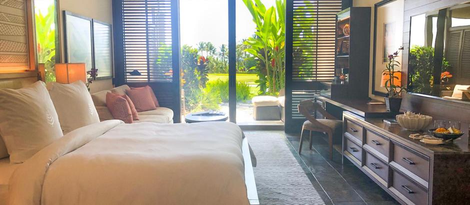 フォーシーズンスフアラライの客室-新内装