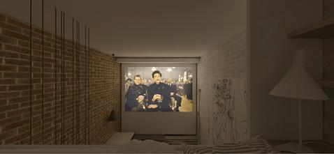 wizualizacje   kino domowe