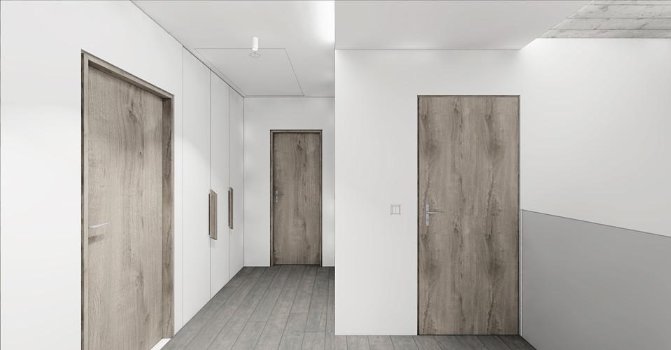 korytarz piętro