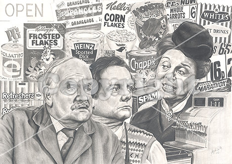 'Open All Hours' - Stephen Lilly - Print