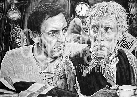 'Steptoe and Son' - Stephen Lilly - Print