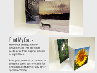 Print My Cards: Greetings Cards Printing