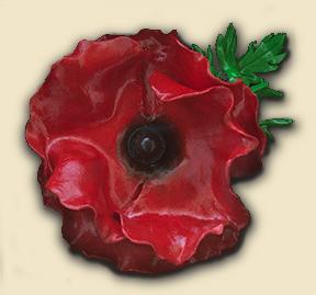 Polymer Poppy (Individual)