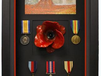 Frame My Poppy: Bespoke Displays