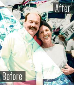 Image Restoration/Colour Correction