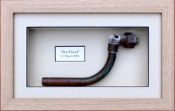 Burst Pipe - Box Framed