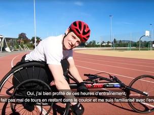 Video-Interview zum Sportcamp «move on»