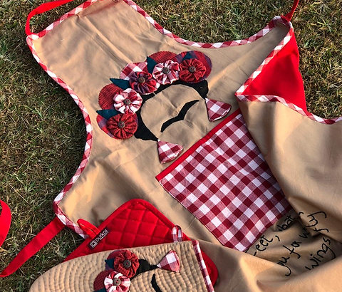 Frida Apron Set
