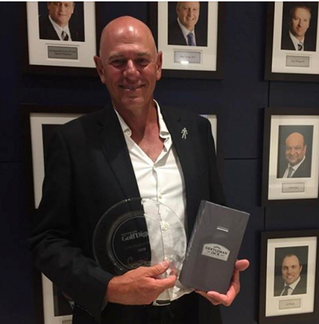 Peter Fowler awarded player of the year by GolfDigest