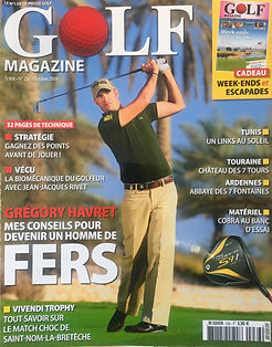 Golf Magazine_2009-10_Le swing amene sa