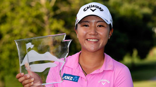 Lydia Ko : 3rd victory of the year, the 13th of her career!