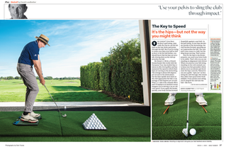 Golf Digest : Key to Speed