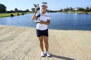 Third victory at home for Lydia Ko