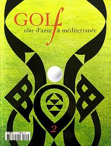 Golf Méditerranée_Printemps 2006_N°2(cov