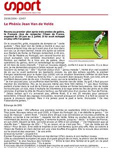 Sport_2006-05_Le_Phénix_Jean_Van_de_Veld