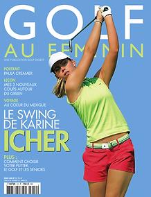 Golf_Digest_au_féminin_03-2006_-_Karine_