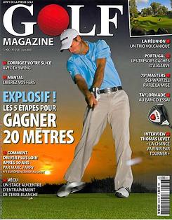 Golf Magazine_2011-06_Bienvenue chez les