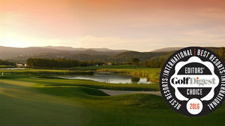 Best European Golf: Terre Blanche only French Resort