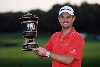 All pretty good for Justin Rose's 2018 Campaign