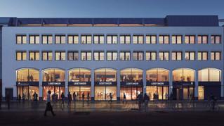 Nedre Storgate 15/17 - Rehabilitering utvendige fasader og næringslokaler