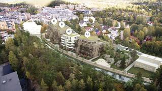 Kantorbekken Terrasse - Betong Entreprise