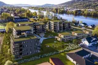 Eplegården Atrium - Tømrer Entreprise