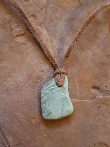 Beach Stone Necklace
