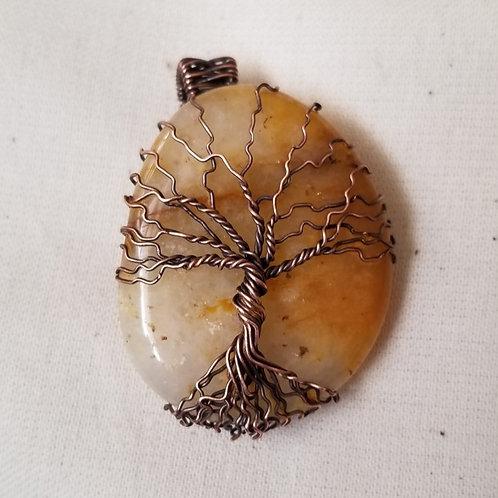 Citrine Dreaming Tree