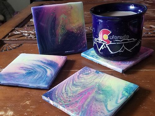 Cosmic Coaster Set