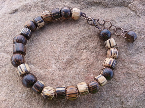 Natural Wood Bracelet