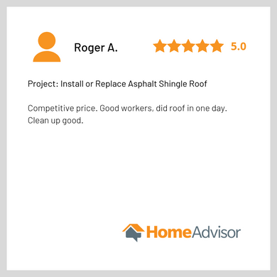 Google Review - Good Shepherd Roofing -