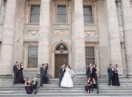 Highlights from Michelle & Dave's Philadelphia Wedding at Vie by Cescaphe.