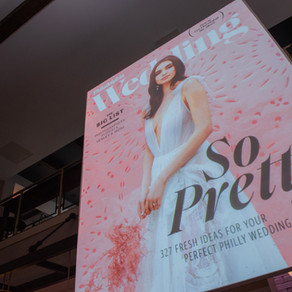"""Highlights from """"Philly Wedding Magazine Launch Party"""""""
