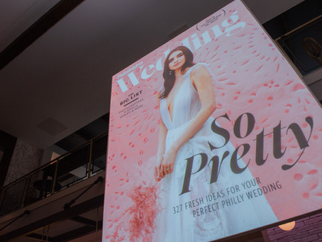 "Highlights from ""Philly Wedding Magazine Launch Party"""