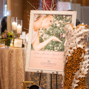"""Highlights from Modern Luxury """"Seasons of Luxury Bridal Show"""""""