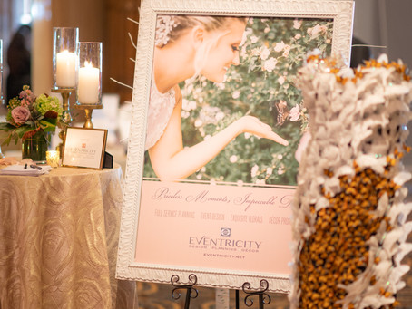 "Highlights from Modern Luxury ""Seasons of Luxury Bridal Show"""
