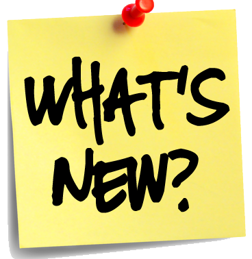 Whats New - Whats Next?
