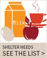 Current Needs List 8/11/19