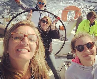 #lebonheur  #partage #voile #sailing #Ti