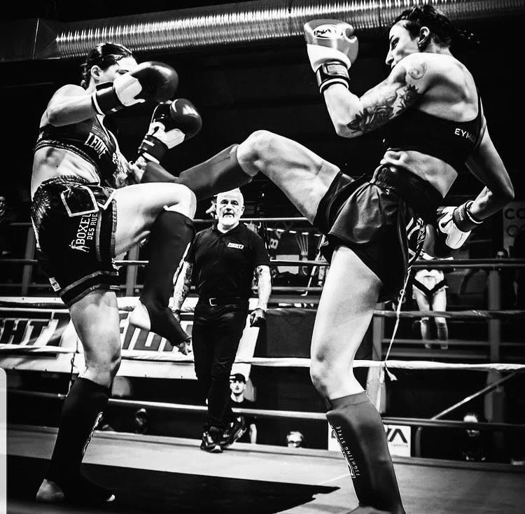 MMA Referee